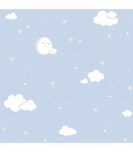 Nachthimmel // im Babyzimmer