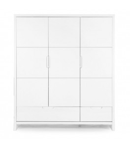 Kleiderschrank Cube // 3-türig