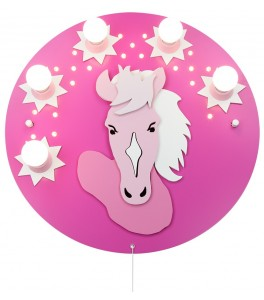 Pony in pink //...