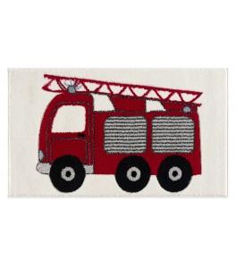 Feuerwehrauto // Kinderteppich