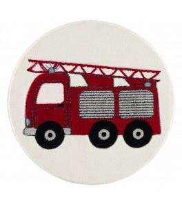 Feuerwehrauto // runder...