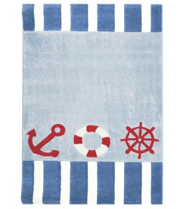 Ahoi // Maritimer, blauer...