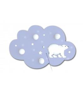 Eisbär // mit 10 LED...